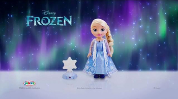 Disney Frozen Northern Lights Feature Elsa TV Spot, 'Spectacular Show' - Thumbnail 9