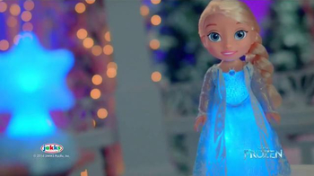 Disney Frozen Northern Lights Feature Elsa TV Spot, 'Spectacular Show' - Thumbnail 3