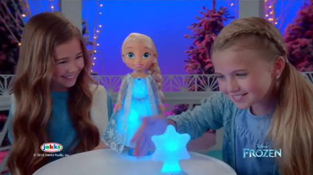Disney Frozen Northern Lights Feature Elsa TV Spot, 'Spectacular Show'