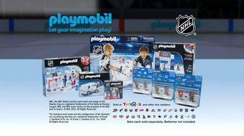 Playmobil NHL TV Spot, 'NHL Action' - Thumbnail 7