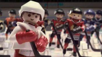 Playmobil NHL TV Spot, 'NHL Action' - Thumbnail 5