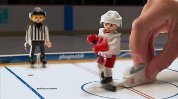 Playmobil NHL TV Spot, 'NHL Action' - Thumbnail 6