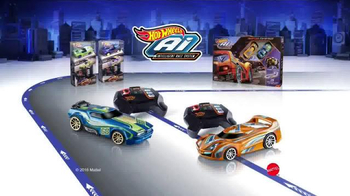 Hot Wheels A.i. TV Spot, 'The Future of Racing Is Here!' - Thumbnail 7