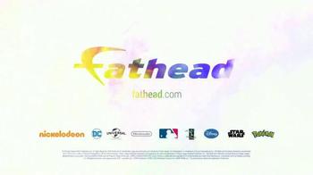 Fathead TV Spot, 'Cool Kids' - Thumbnail 9