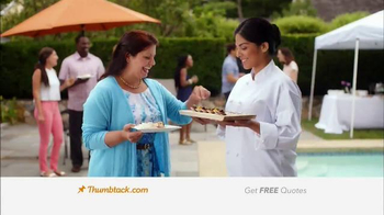Thumbtack TV Spot, 'Pick a Pro' - 532 commercial airings