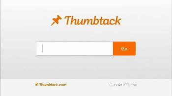 Thumbtack TV Spot, 'Pick a Pro' - Thumbnail 5