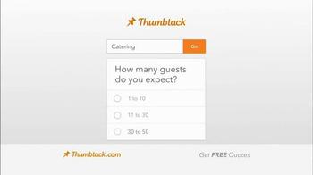 Thumbtack TV Spot, 'Pick a Pro' - Thumbnail 6