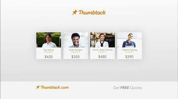 Thumbtack TV Spot, 'Pick a Pro' - Thumbnail 7
