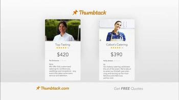 Thumbtack TV Spot, 'Pick a Pro' - Thumbnail 8