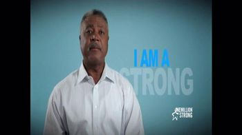 Fight Colorectal Cancer TV Spot, 'I Am Strong' Feat. Kevin Klein, Tim Shaw