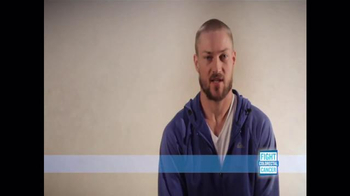 Fight Colorectal Cancer TV Spot, 'I Am Strong' Feat. Kevin Klein, Tim Shaw - Thumbnail 3