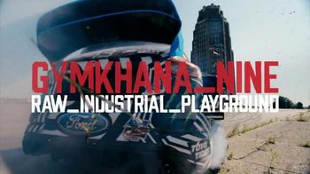 Monster Energy TV Spot, 'Gymkhana Nine' Featuring Ken Block - Thumbnail 4