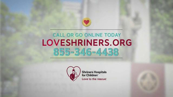 Shriners Hospitals for Children TV Spot, 'Your Call Says You Care' - Thumbnail 8