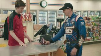 NOS Rowdy TV Spot, 'Cash, Credit, Debit' Featuring Kyle Busch - Thumbnail 1