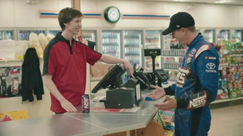 NOS Rowdy TV Spot, 'Cash, Credit, Debit' Featuring Kyle Busch - Thumbnail 5