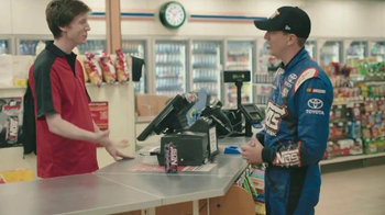 NOS Rowdy TV Spot, 'Cash, Credit, Debit' Featuring Kyle Busch - Thumbnail 2