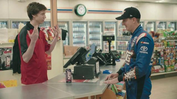 NOS Rowdy TV Spot, 'Cash, Credit, Debit' Featuring Kyle Busch - Thumbnail 4