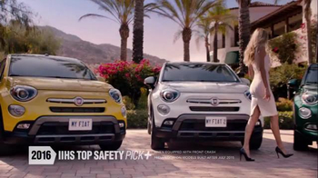 FIAT 500X TV Spot, 'Inferno: Seven Deadly Sins Part 2' - Thumbnail 7
