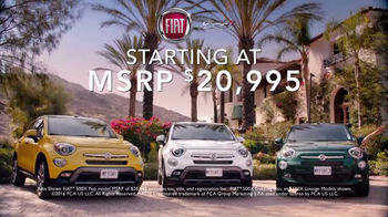 FIAT 500X TV Spot, 'Inferno: Seven Deadly Sins Part 2' - Thumbnail 8