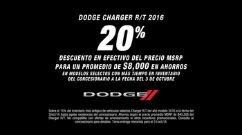 Dodge TV Spot, 'Jauría de lobos' [Spanish] - Thumbnail 10