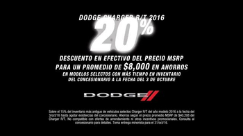 Dodge TV Spot, 'Jauría de lobos' [Spanish] - Thumbnail 9