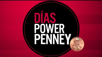 JCPenney Días Power Penney TV Spot, 'Camisas y toallas' [Spanish]