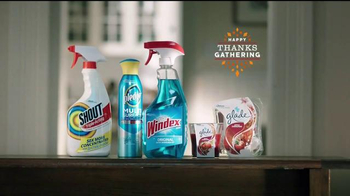 Windex TV Spot, 'Thanksgathering: Anything for a Laugh' - Thumbnail 4