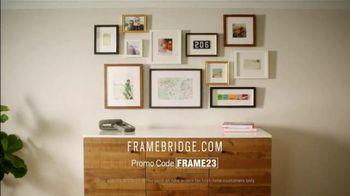 Framebridge TV Spot, 'Tell Your Story'