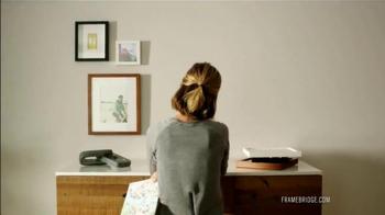 Framebridge TV Spot, 'Tell Your Story' - Thumbnail 4