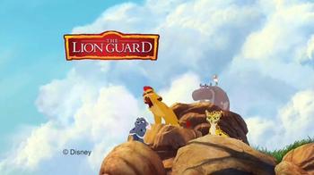 The Lion Guard Training Lair Playset TV Spot, 'Protect Pride Rock' - Thumbnail 1
