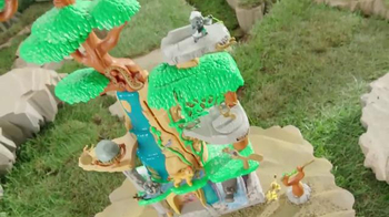 The Lion Guard Training Lair Playset: Protect Pride Rock thumbnail