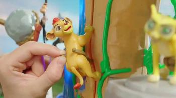 The Lion Guard Training Lair Playset TV Spot, 'Protect Pride Rock' - Thumbnail 4
