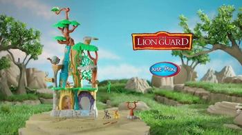The Lion Guard Training Lair Playset TV Spot, 'Protect Pride Rock' - Thumbnail 6