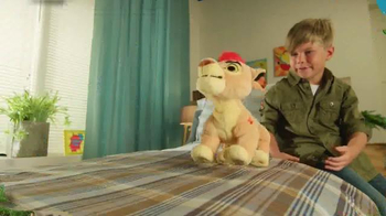 The Lion Guard Training Lair Playset TV Spot, 'Protect Pride Rock' - Thumbnail 7