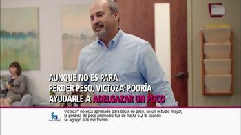 Victoza TV Spot, 'Meta de A1C' [Spanish] - Thumbnail 5