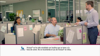 Victoza TV Spot, 'Meta de A1C' [Spanish] - Thumbnail 6