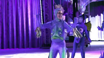 Disney on Ice Follow Your Heart TV Spot, 'Disney Channel: Disney 365' - Thumbnail 7