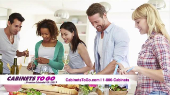 Cabinets To Go TV Spot, 'Get Your Dream Kitchen This Holiday Season' - Thumbnail 1