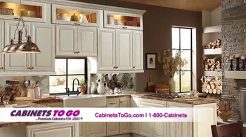 Cabinets To Go TV Spot, 'Get Your Dream Kitchen This Holiday Season' - Thumbnail 3