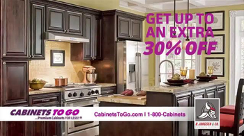 Cabinets To Go TV Spot, 'Get Your Dream Kitchen This Holiday Season' - Thumbnail 6