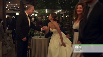 Taltz TV Spot, 'A Touching Moment' - Thumbnail 9