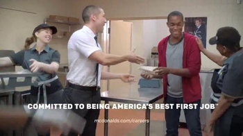 McDonald's TV Spot, 'Committed to Being America's Best First Job' - Thumbnail 10