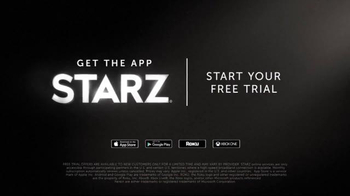 Starz App TV Spot, 'Holidays Without Wi-Fi' Song by Tkay Maidza - Thumbnail 7