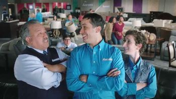 Aaron's 7 Días de Black Friday TV Spot, 'Muy grandes' [Spanish] - 57 commercial airings