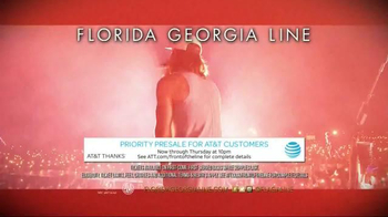 Florida Georgia Line TV Spot, 'Dig Your Roots Tour: Ultimate Party' - Thumbnail 8