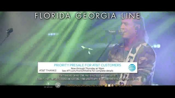 Florida Georgia Line TV Spot, 'Dig Your Roots Tour: Ultimate Party' - Thumbnail 6
