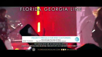 Florida Georgia Line TV Spot, 'Dig Your Roots Tour: Ultimate Party' - Thumbnail 7