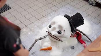 Pizza Hut Triple Treat Box TV Spot, 'Singing Snowman' - Thumbnail 7
