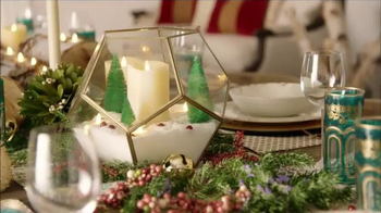 Luminara TV Spot, 'HGTV: Holiday Centerpiece' Featuring Genevieve Gorder