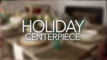 Luminara TV Spot, 'HGTV: Holiday Centerpiece' Featuring Genevieve Gorder - Thumbnail 3